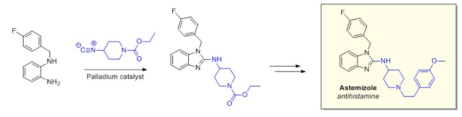 synthesis-of-the-Astemizole-precursor